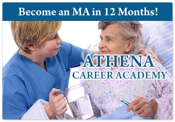 Become a Clinical Medical Assistant in less than one year with Athena Career Academy. Nursing education center located in Toledo, Ohio.