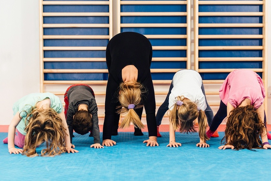Stretch Your Students' Potential with Yoga