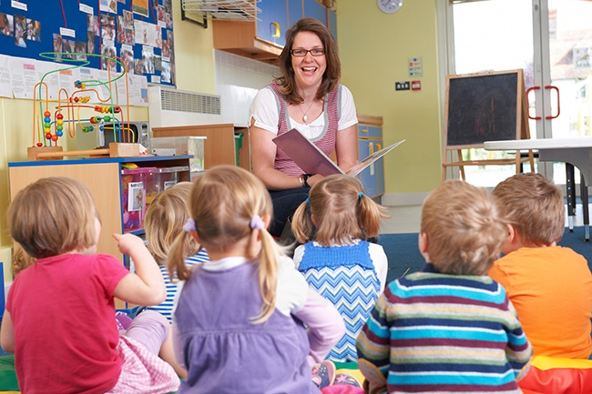 3 Reasons to get your degree in Early Childhood Eduation