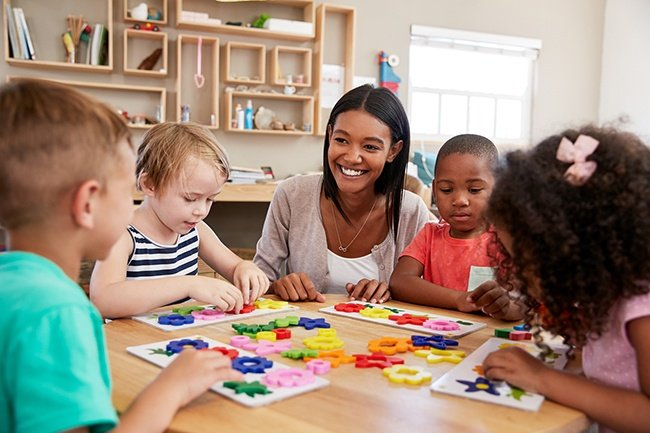 Unique Materials To Use In Your Early Childhood Classroom Athena Career Academy