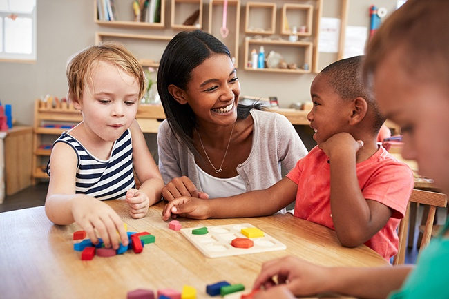5 Reasons Why Early Childhood Development Matters