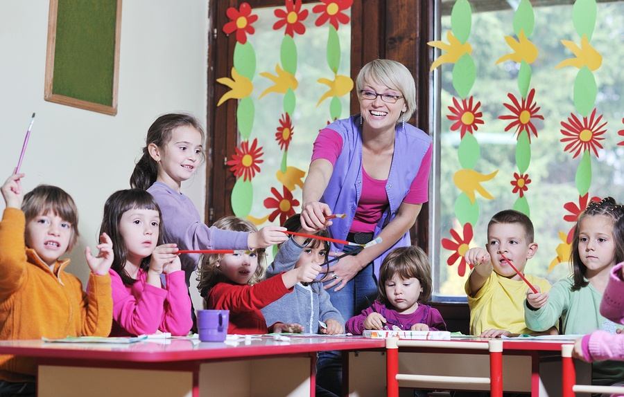 Incorporating Learning Styles into Your Early Childhood Classroom
