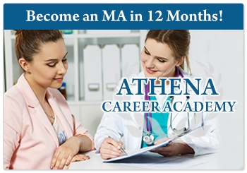 Become a Medical Assistant in Toledo, Ohio with Athena Career Academy!