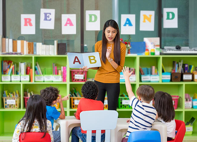 How to be a Good Preschool Teacher
