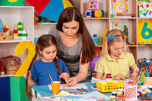 Finding a Balance Between Play and Academics in Early Childhood Education
